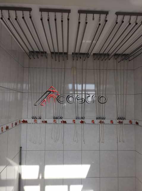 eb1778f4-a4e3-4d8a-8123-472b4b - Apartamento 2 quartos para venda e aluguel Ramos, Rio de Janeiro - R$ 330.000 - 2013 - 19