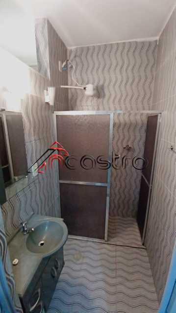 3427a779-4606-4043-9a73-3af1aa - Casa de Vila 2 quartos para alugar Irajá, Rio de Janeiro - R$ 900 - M2032 - 17