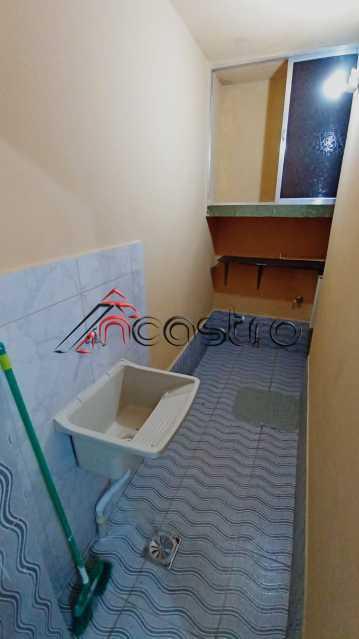 10957b46-3e06-4399-a6d2-e988fa - Casa de Vila 2 quartos para alugar Irajá, Rio de Janeiro - R$ 900 - M2032 - 19