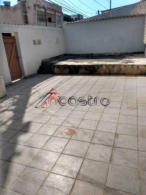 NCastro 3. - Casa de Vila 4 quartos à venda Bonsucesso, Rio de Janeiro - R$ 800.000 - M3006 - 4