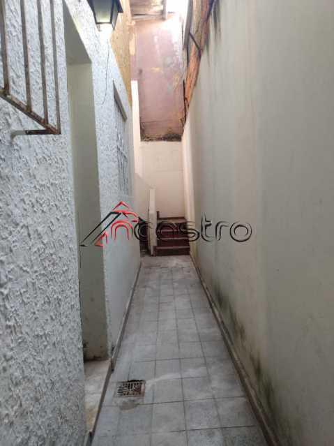 NCastro 16. - Casa de Vila 4 quartos à venda Bonsucesso, Rio de Janeiro - R$ 800.000 - M3006 - 17