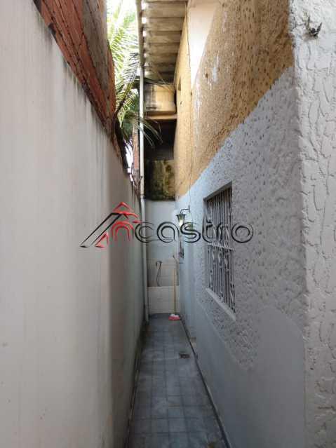 NCastro 17. - Casa de Vila 4 quartos à venda Bonsucesso, Rio de Janeiro - R$ 800.000 - M3006 - 18