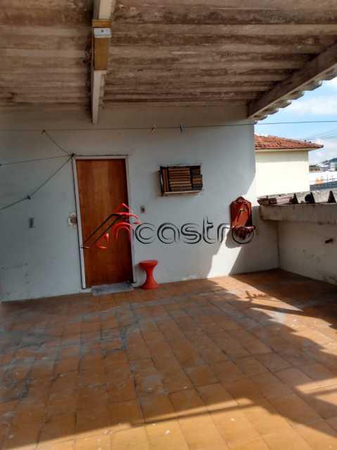 NCastro 18. - Casa de Vila 4 quartos à venda Bonsucesso, Rio de Janeiro - R$ 800.000 - M3006 - 19