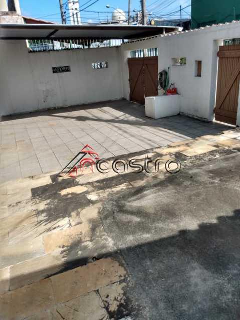 NCastro 24. - Casa de Vila 4 quartos à venda Bonsucesso, Rio de Janeiro - R$ 800.000 - M3006 - 25
