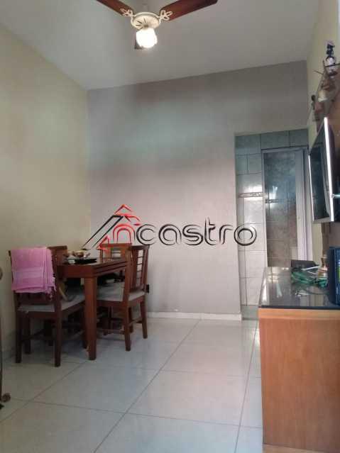 NCASTRO 1. - Casa de Vila 2 quartos à venda Olaria, Rio de Janeiro - R$ 165.000 - M2288 - 1