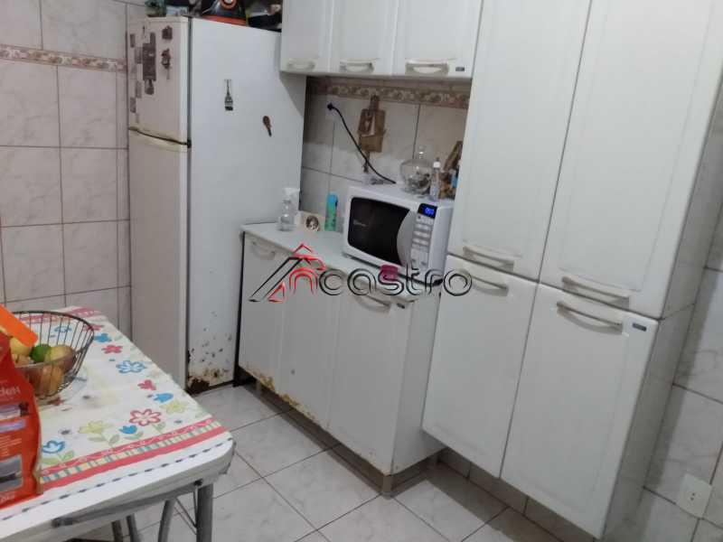 NCASTRO 6. - Casa de Vila 2 quartos à venda Olaria, Rio de Janeiro - R$ 165.000 - M2288 - 7