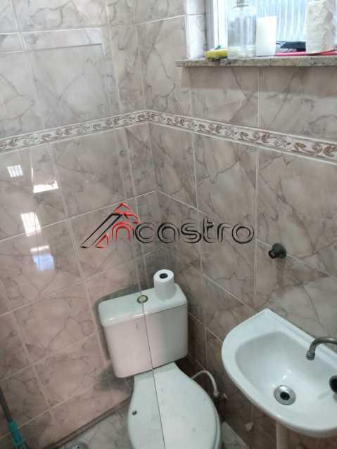NCASTRO 7. - Casa de Vila 2 quartos à venda Olaria, Rio de Janeiro - R$ 165.000 - M2288 - 8