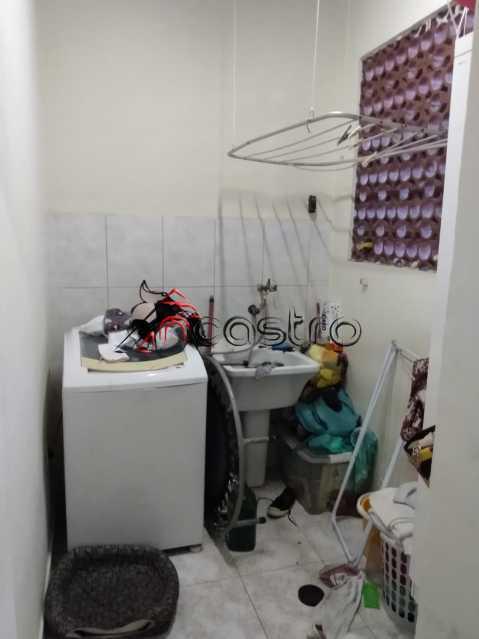 NCASTRO 8. - Casa de Vila 2 quartos à venda Olaria, Rio de Janeiro - R$ 165.000 - M2288 - 9
