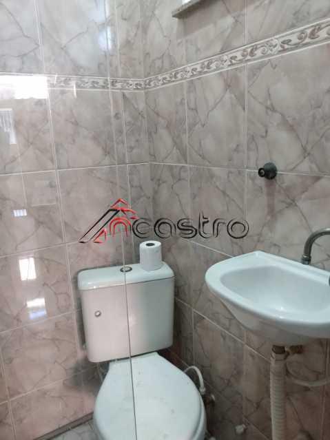NCASTRO 9. - Casa de Vila 2 quartos à venda Olaria, Rio de Janeiro - R$ 165.000 - M2288 - 10