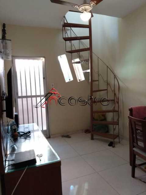 NCASTRO 10. - Casa de Vila 2 quartos à venda Olaria, Rio de Janeiro - R$ 165.000 - M2288 - 11