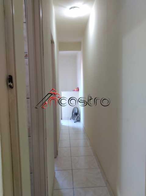 NCASTRO 11. - Casa de Vila 2 quartos à venda Olaria, Rio de Janeiro - R$ 165.000 - M2288 - 12