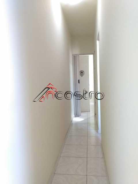 NCASTRO 12. - Casa de Vila 2 quartos à venda Olaria, Rio de Janeiro - R$ 165.000 - M2288 - 13