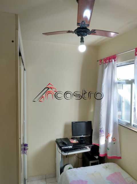 NCASTRO 16. - Casa de Vila 2 quartos à venda Olaria, Rio de Janeiro - R$ 165.000 - M2288 - 17