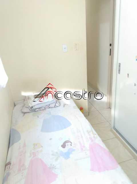 NCASTRO 17. - Casa de Vila 2 quartos à venda Olaria, Rio de Janeiro - R$ 165.000 - M2288 - 18