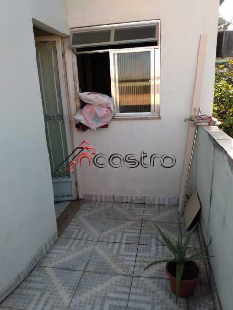 NCASTRO 18. - Casa de Vila 2 quartos à venda Olaria, Rio de Janeiro - R$ 165.000 - M2288 - 19