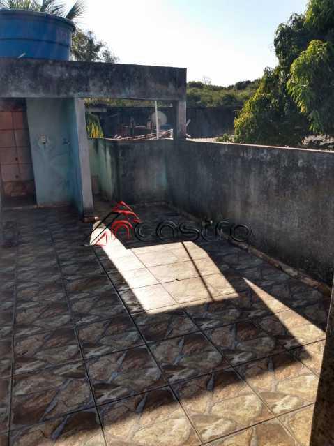 NCASTRO 19. - Casa de Vila 2 quartos à venda Olaria, Rio de Janeiro - R$ 165.000 - M2288 - 20