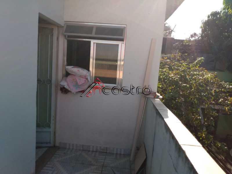 NCASTRO 20. - Casa de Vila 2 quartos à venda Olaria, Rio de Janeiro - R$ 165.000 - M2288 - 21