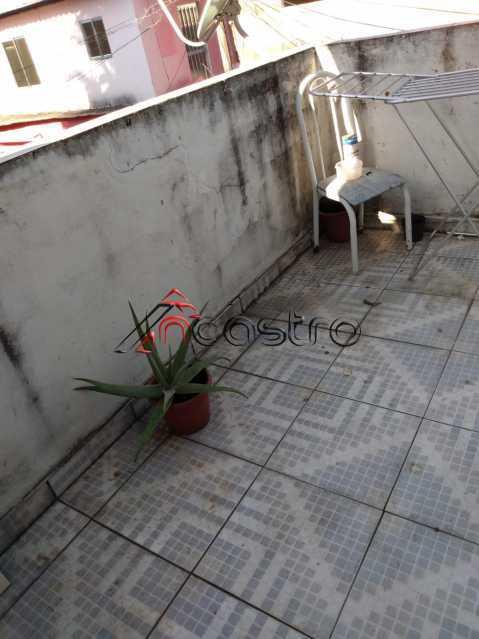 NCASTRO 21. - Casa de Vila 2 quartos à venda Olaria, Rio de Janeiro - R$ 165.000 - M2288 - 22