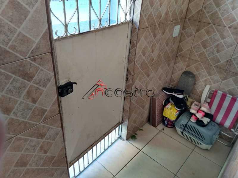 NCASTRO 22. - Casa de Vila 2 quartos à venda Olaria, Rio de Janeiro - R$ 165.000 - M2288 - 23