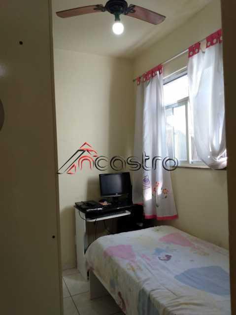 NCASTRO 23. - Casa de Vila 2 quartos à venda Olaria, Rio de Janeiro - R$ 165.000 - M2288 - 24