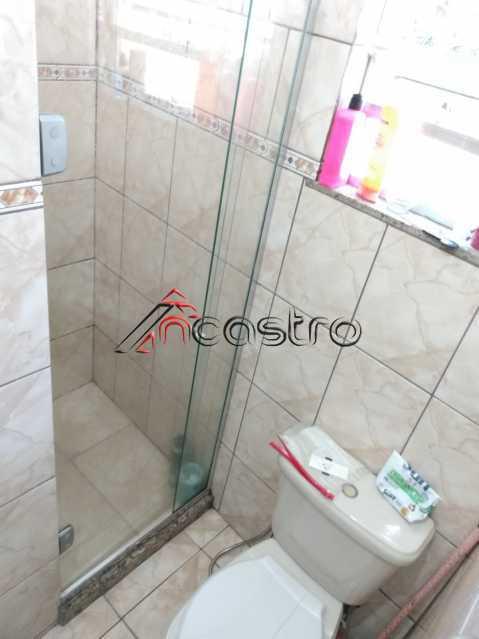 NCASTRO 24. - Casa de Vila 2 quartos à venda Olaria, Rio de Janeiro - R$ 165.000 - M2288 - 25