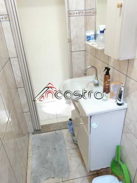 NCASTRO 25. - Casa de Vila 2 quartos à venda Olaria, Rio de Janeiro - R$ 165.000 - M2288 - 26