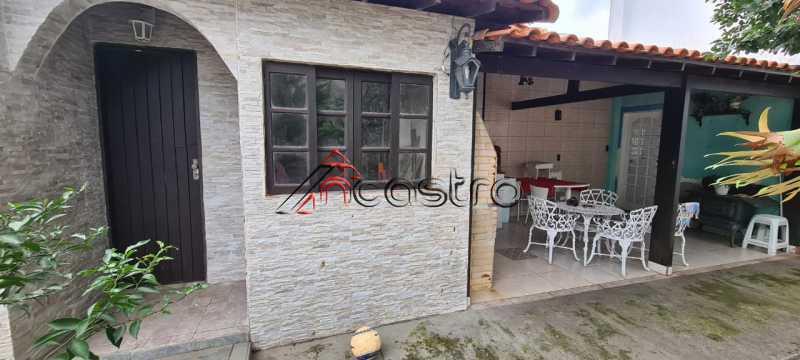 53b420a2-55b4-4a55-82ec-25d847 - Casa 5 quartos à venda Recreio dos Bandeirantes, Rio de Janeiro - R$ 1.600.000 - M5002 - 1