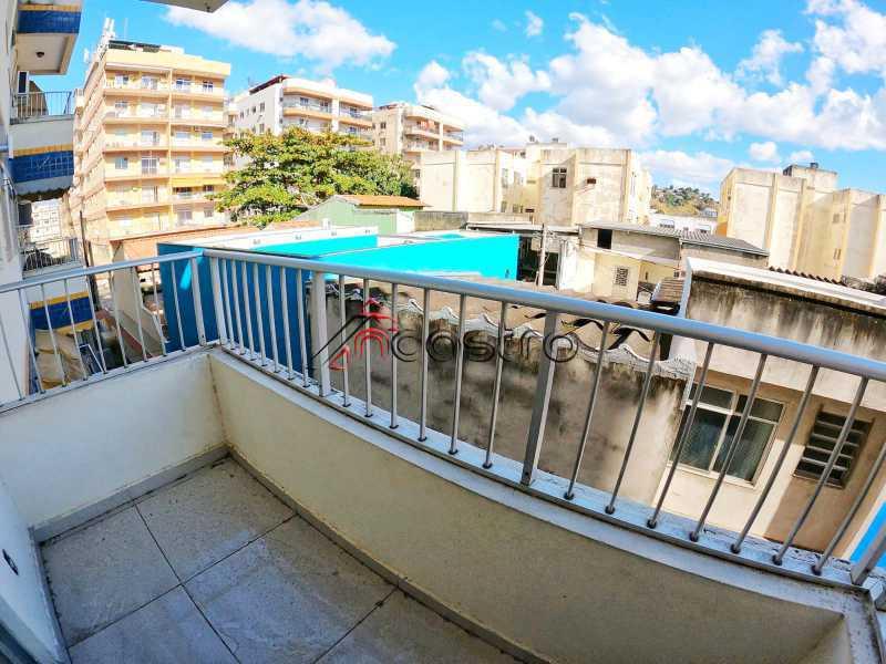 5aa50951-7aee-42d2-8502-f10a44 - Apartamento 2 quartos à venda Praça Seca, Rio de Janeiro - R$ 150.000 - 2582 - 1