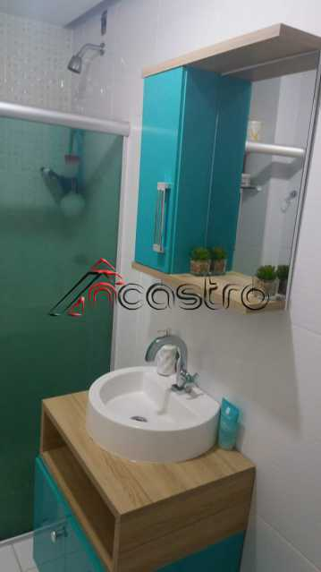ab805dee-113b-4660-82be-a858e6 - Apartamento 2 quartos à venda Praça Seca, Rio de Janeiro - R$ 150.000 - 2582 - 14