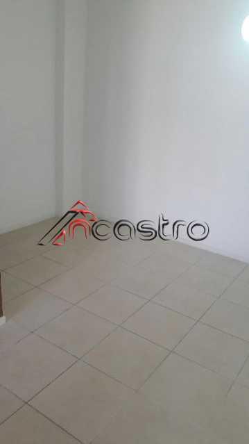 NCastro01 - Apartamento à venda Avenida Pastor Martin Luther King Jr,Vicente de Carvalho, Rio de Janeiro - R$ 245.000 - 2045 - 4
