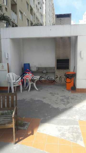 NCastro19 - Apartamento à venda Avenida Pastor Martin Luther King Jr,Vicente de Carvalho, Rio de Janeiro - R$ 245.000 - 2045 - 20