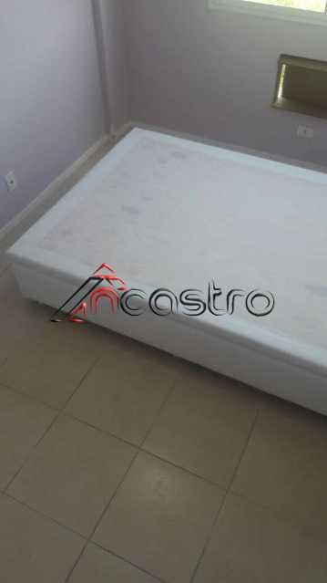 NCastro10 - Apartamento à venda Avenida Pastor Martin Luther King Jr,Vicente de Carvalho, Rio de Janeiro - R$ 245.000 - 2045 - 8