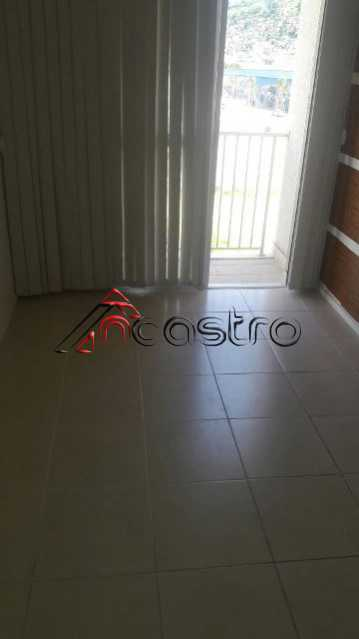 NCastro11 - Apartamento à venda Avenida Pastor Martin Luther King Jr,Vicente de Carvalho, Rio de Janeiro - R$ 245.000 - 2045 - 7