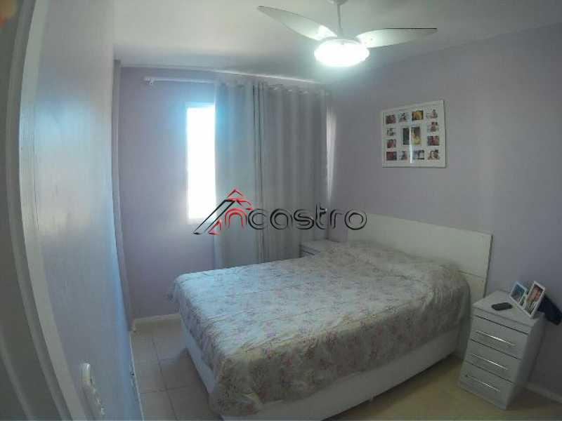 NCastro12 - Apartamento à venda Avenida Pastor Martin Luther King Jr,Vicente de Carvalho, Rio de Janeiro - R$ 245.000 - 2045 - 9