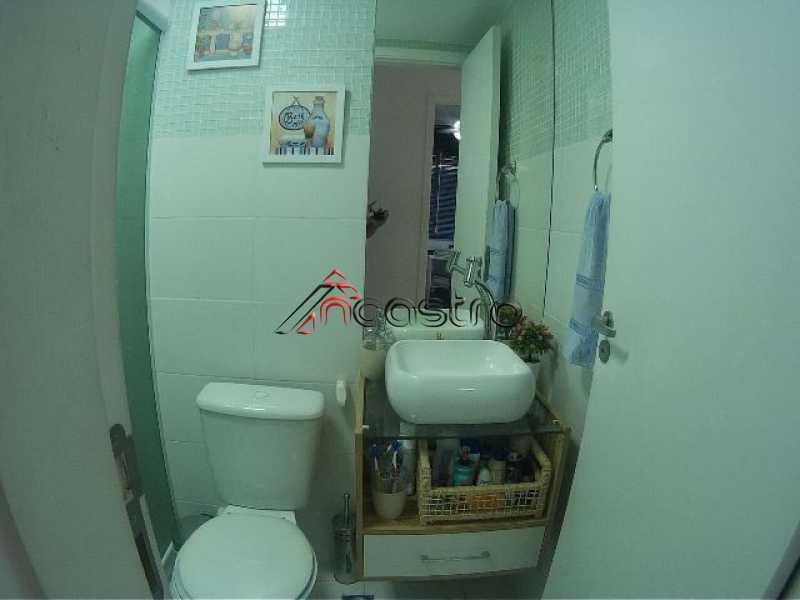 NCastro13 - Apartamento à venda Avenida Pastor Martin Luther King Jr,Vicente de Carvalho, Rio de Janeiro - R$ 245.000 - 2045 - 12