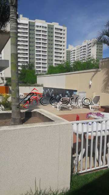 NCastro05 - Apartamento à venda Avenida Pastor Martin Luther King Jr,Vicente de Carvalho, Rio de Janeiro - R$ 245.000 - 2045 - 21