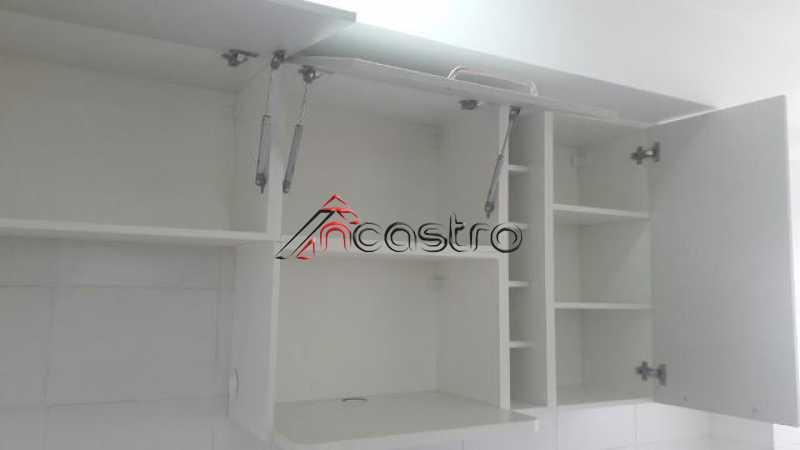 NCastro07 - Apartamento à venda Avenida Pastor Martin Luther King Jr,Vicente de Carvalho, Rio de Janeiro - R$ 245.000 - 2045 - 11