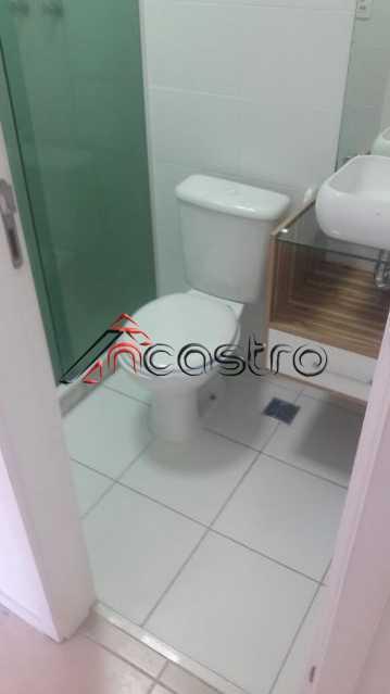 NCastro03 - Apartamento à venda Avenida Pastor Martin Luther King Jr,Vicente de Carvalho, Rio de Janeiro - R$ 245.000 - 2045 - 15