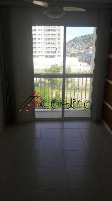 NCastro04 - Apartamento à venda Avenida Pastor Martin Luther King Jr,Vicente de Carvalho, Rio de Janeiro - R$ 245.000 - 2045 - 3