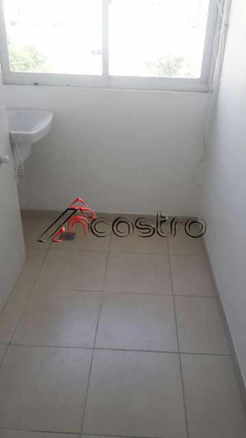 NCastro24 - Apartamento à venda Avenida Pastor Martin Luther King Jr,Vicente de Carvalho, Rio de Janeiro - R$ 245.000 - 2045 - 17