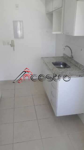 NCastro21 - Apartamento à venda Avenida Pastor Martin Luther King Jr,Vicente de Carvalho, Rio de Janeiro - R$ 245.000 - 2045 - 18
