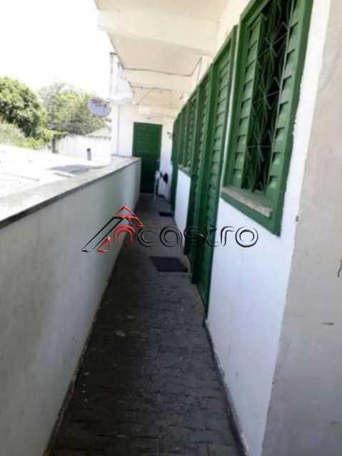 NCastro02 - Kitnet/Conjugado Rua Júlio Maria,Bonsucesso,Rio de Janeiro,RJ À Venda,1 Quarto,25m² - 1029 - 5