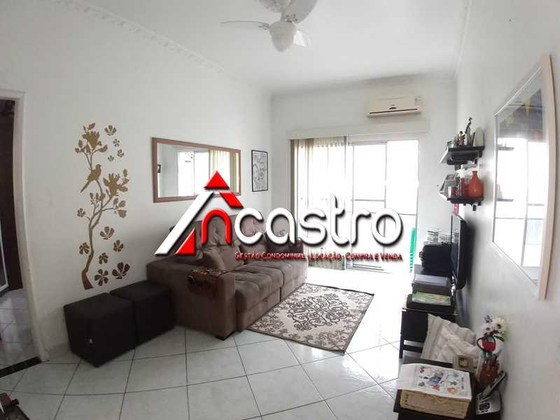 Ncastro1 - Apartamento Olaria, Rio de Janeiro, RJ À Venda, 2 Quartos, 63m² - 2179 - 1