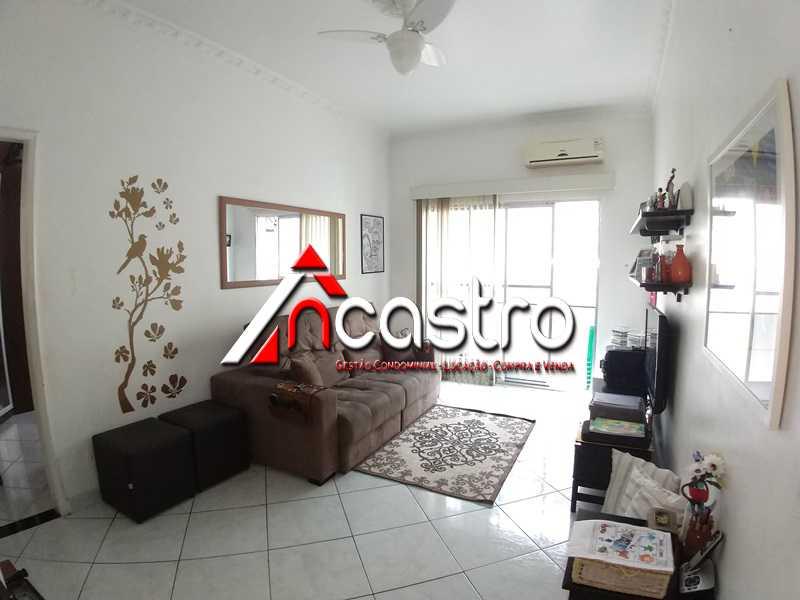 Ncastro2 - Apartamento Olaria, Rio de Janeiro, RJ À Venda, 2 Quartos, 63m² - 2179 - 3