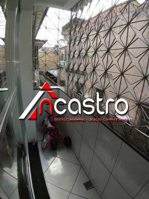 Ncastro5 - Apartamento Olaria, Rio de Janeiro, RJ À Venda, 2 Quartos, 63m² - 2179 - 6