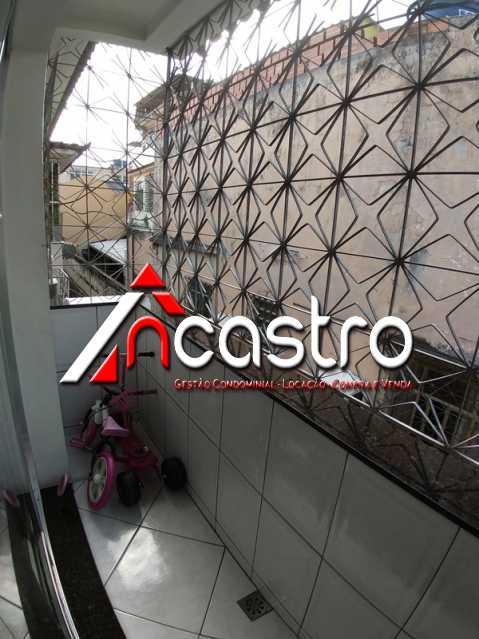 Ncastro6 - Apartamento Olaria, Rio de Janeiro, RJ À Venda, 2 Quartos, 63m² - 2179 - 7