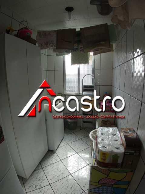 Ncastro13 - Apartamento Olaria, Rio de Janeiro, RJ À Venda, 2 Quartos, 63m² - 2179 - 14