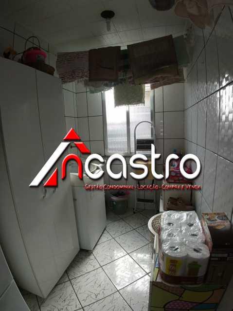Ncastro14 - Apartamento Olaria, Rio de Janeiro, RJ À Venda, 2 Quartos, 63m² - 2179 - 16