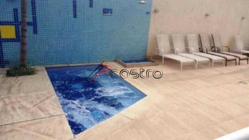 ncastro01 - Apartamento Méier,Rio de Janeiro,RJ À Venda,2 Quartos,55m² - 2039 - 3