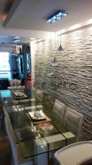 ncastro13 - Apartamento Méier,Rio de Janeiro,RJ À Venda,2 Quartos,55m² - 2039 - 20